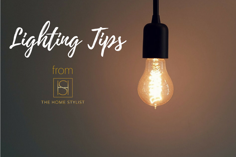 Lighting With These Stylish Tips